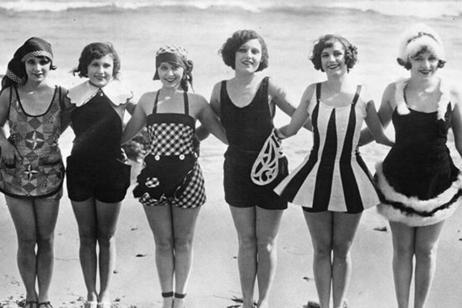 I costumi negli anni '20 e '30