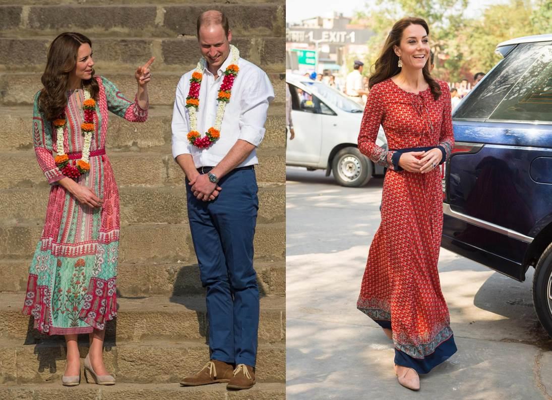I look da giorno di Kate Middleton