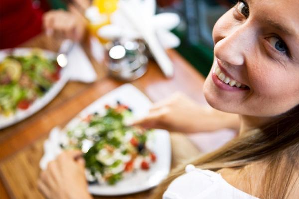 Mangia secondo quanto consumi