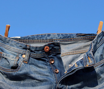 Pantaloni stesi