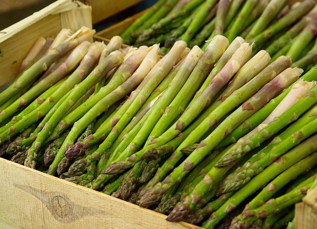 asparagi per dimagrire