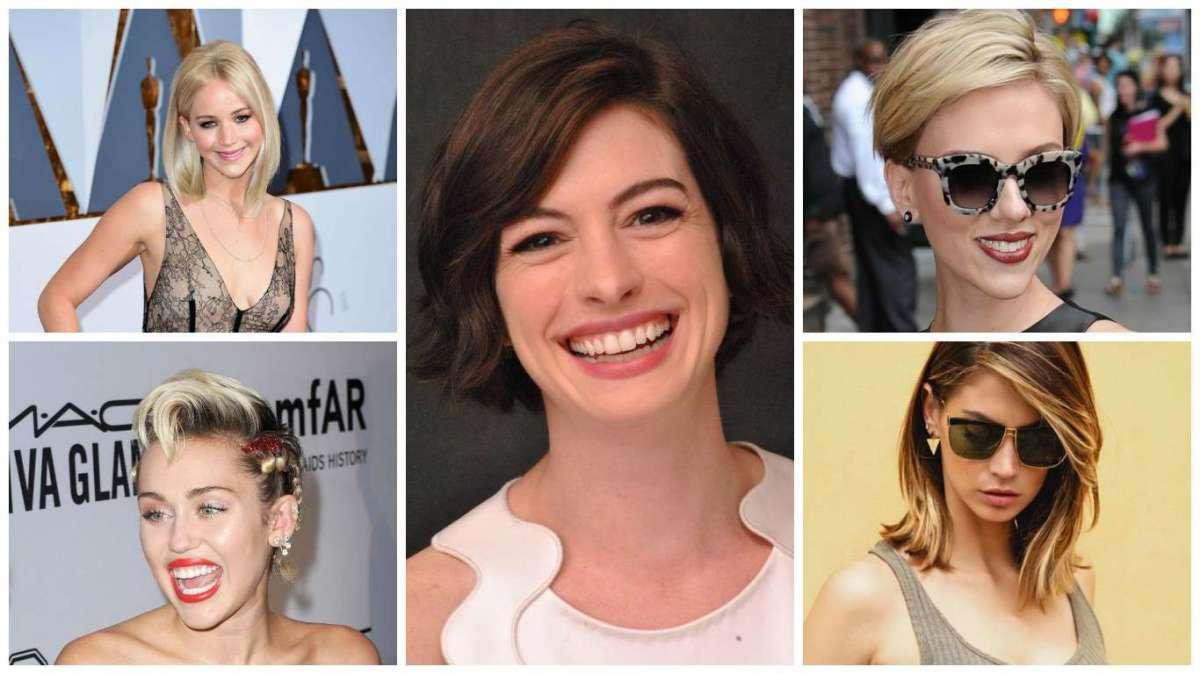 Colpi di testa: le star che hanno cambiato taglio di capelli [FOTO]