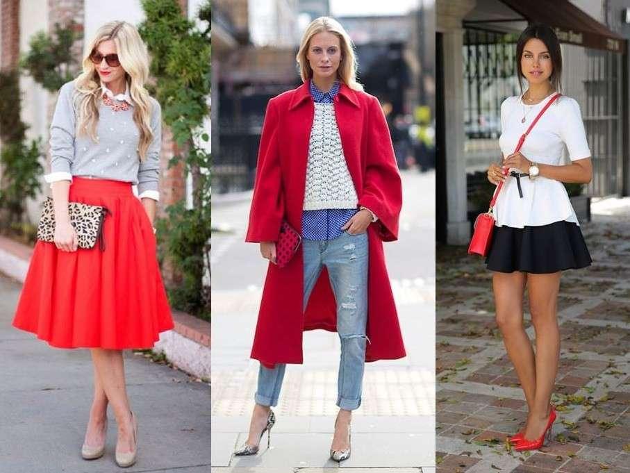 Come abbinare il rosso: consigli alla moda per non toppare