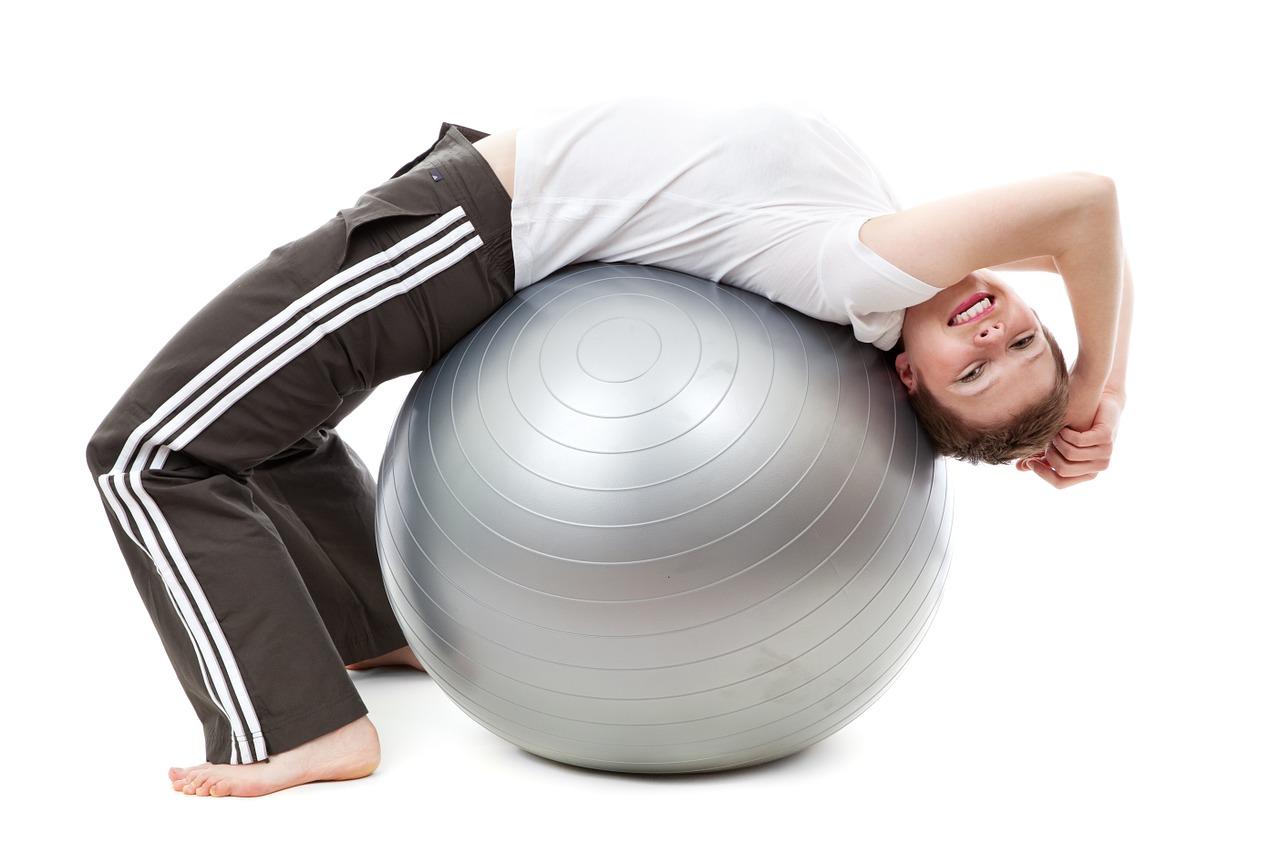gymball esercizi