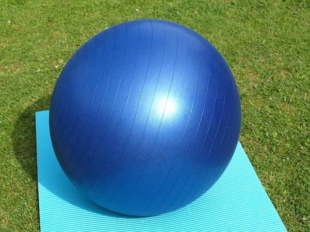 palla esercizi