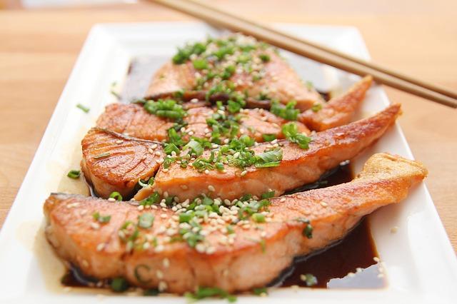 salmone per dimagrire