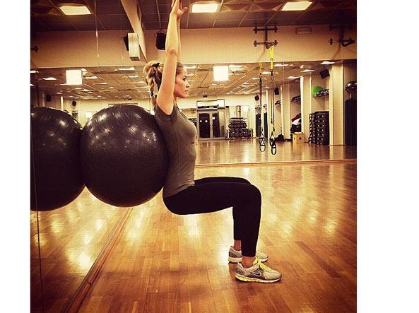 santarelli gymball