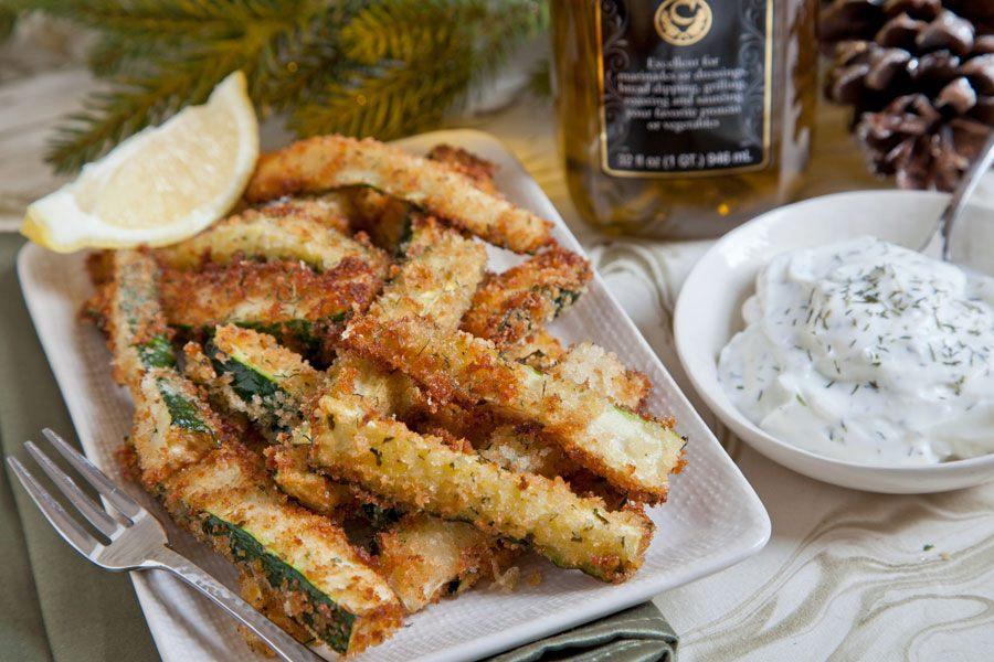 zucchine sticks