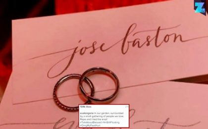Eva Longoria e José Antonio Baston si sono sposati: matrimonio in Messico [FOTO]