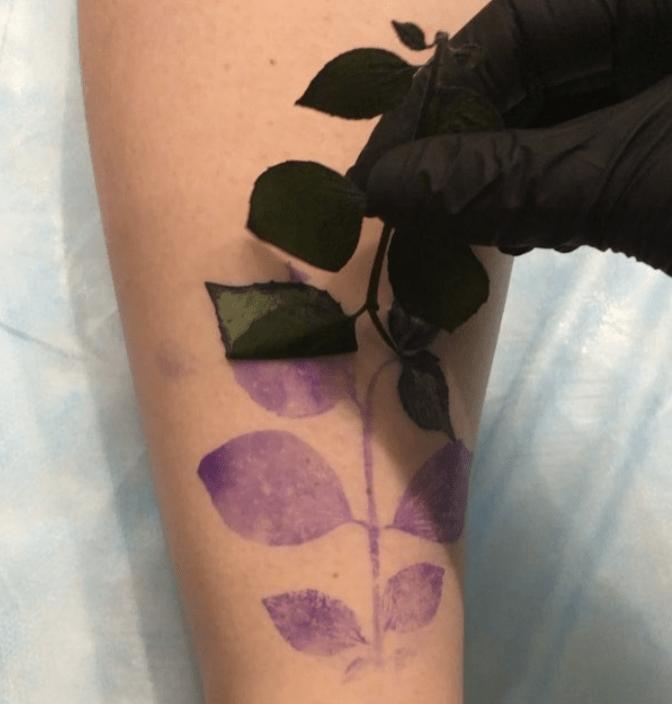 Botanical tattoo come si fanno