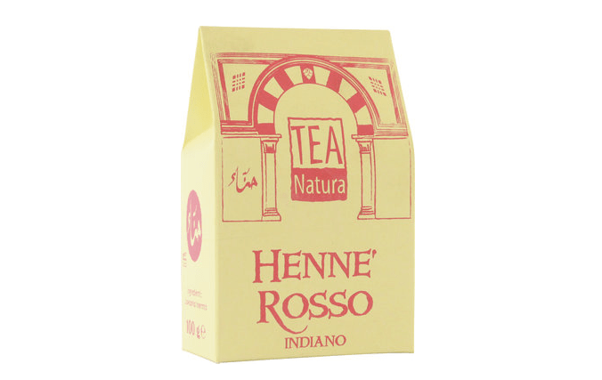 Hennè Rosso Tea Natura