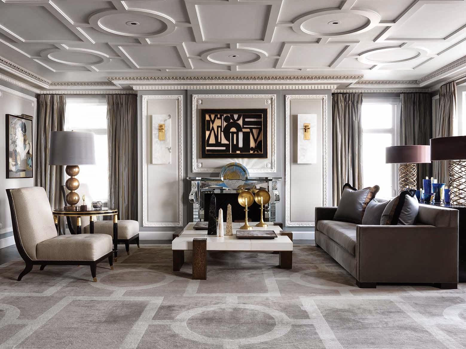 Gli interior designers pi famosi del momento per una - Interior design famosi ...