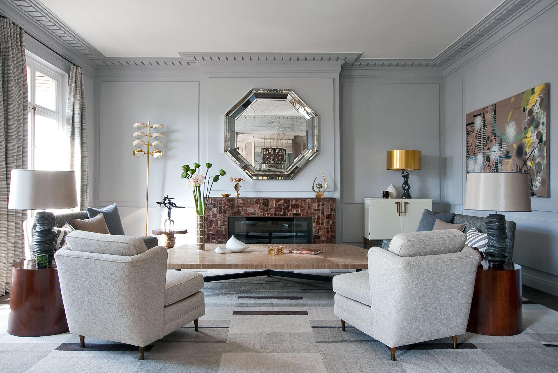 Gli interior designers pi famosi del momento per una for Designer interni famosi