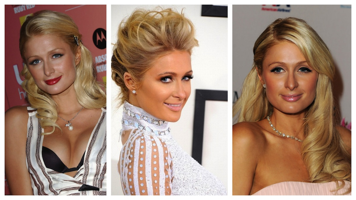 Make up Paris Hilton