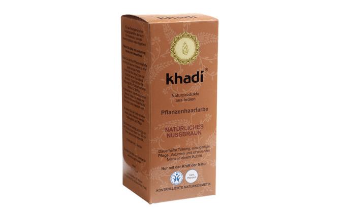 Tinta naturale Khadi