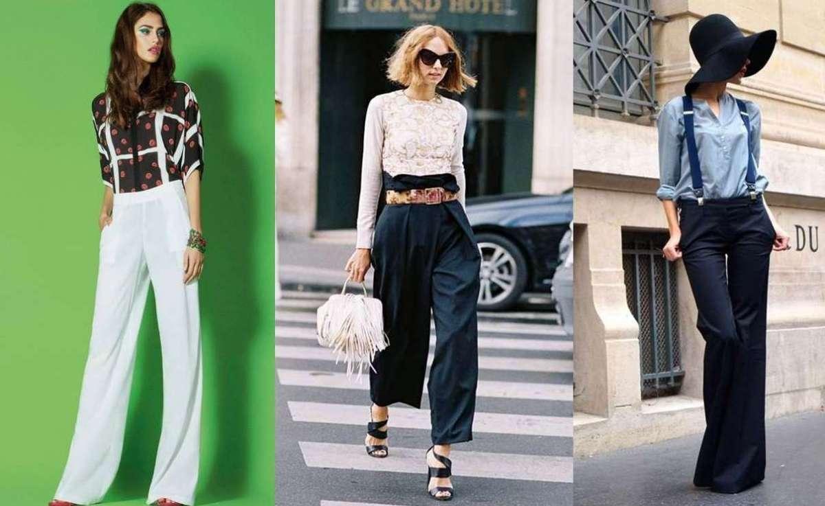 Pantaloni a palazzo: come indossarli e abbinarli [FOTO]