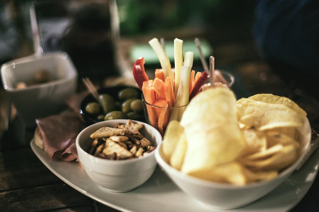 aperitivo non dietetico
