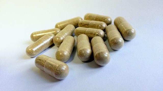 capsule glucomannano