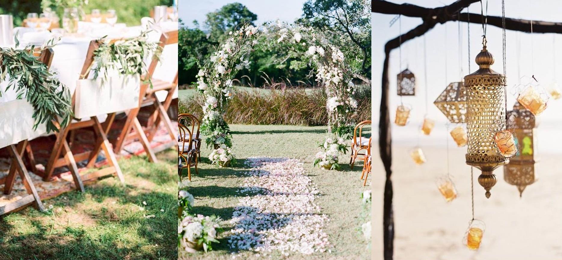 Allestimento Matrimonio Bohemien : Matrimonio boho chic idee per l allestimento e