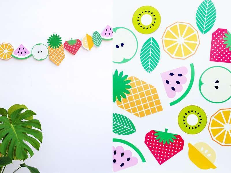 Frutta finta fai da te: le idee più belle per i bambini [FOTO]