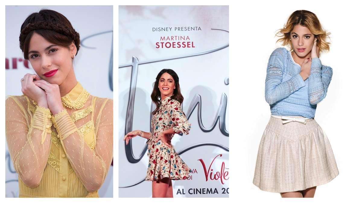 Violetta, il make up e le trasformazioni della star Disney [FOTO]