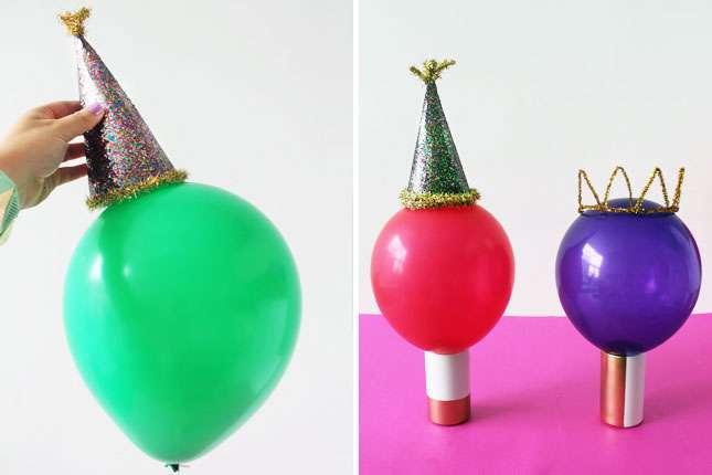 Lavoretti con i palloncini: tante idee fai da te per i bambini [FOTO]