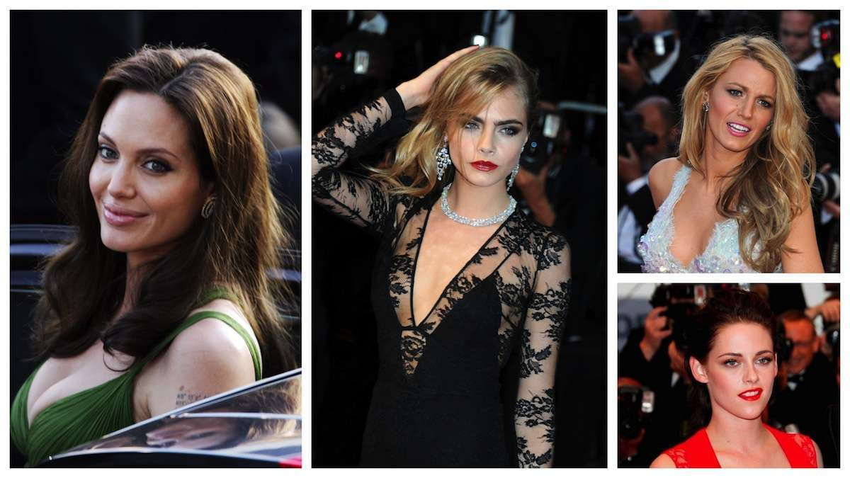 Il make up più bello di Cannes: i beauty look migliori di sempre [FOTO]