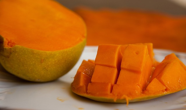 mango cosmetica