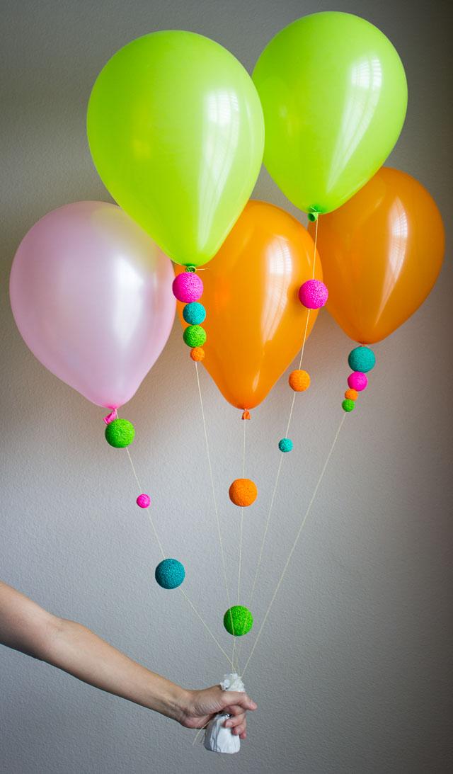 palloncini riciclo