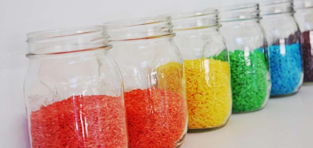 Lavoretti con il riso: tante idee per bambini [FOTO]