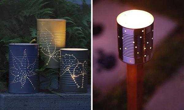 Lanterne Da Giardino Fai Da Te : Lanterne fai da te per il giardino idee da copiare pourfemme