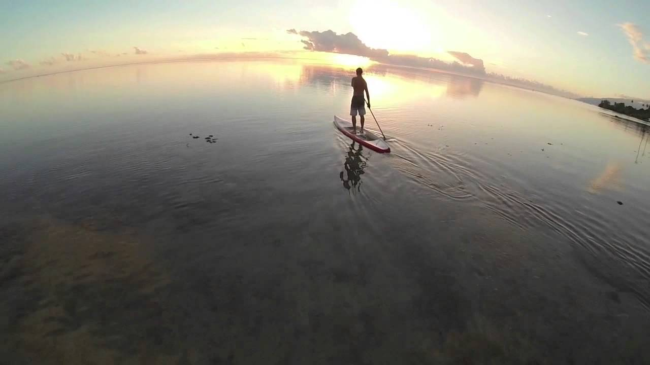 stand up paddle benefici