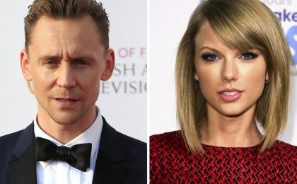 Taylor Swift, Tom Hiddleston è il suo nuovo fidanzato [FOTO]