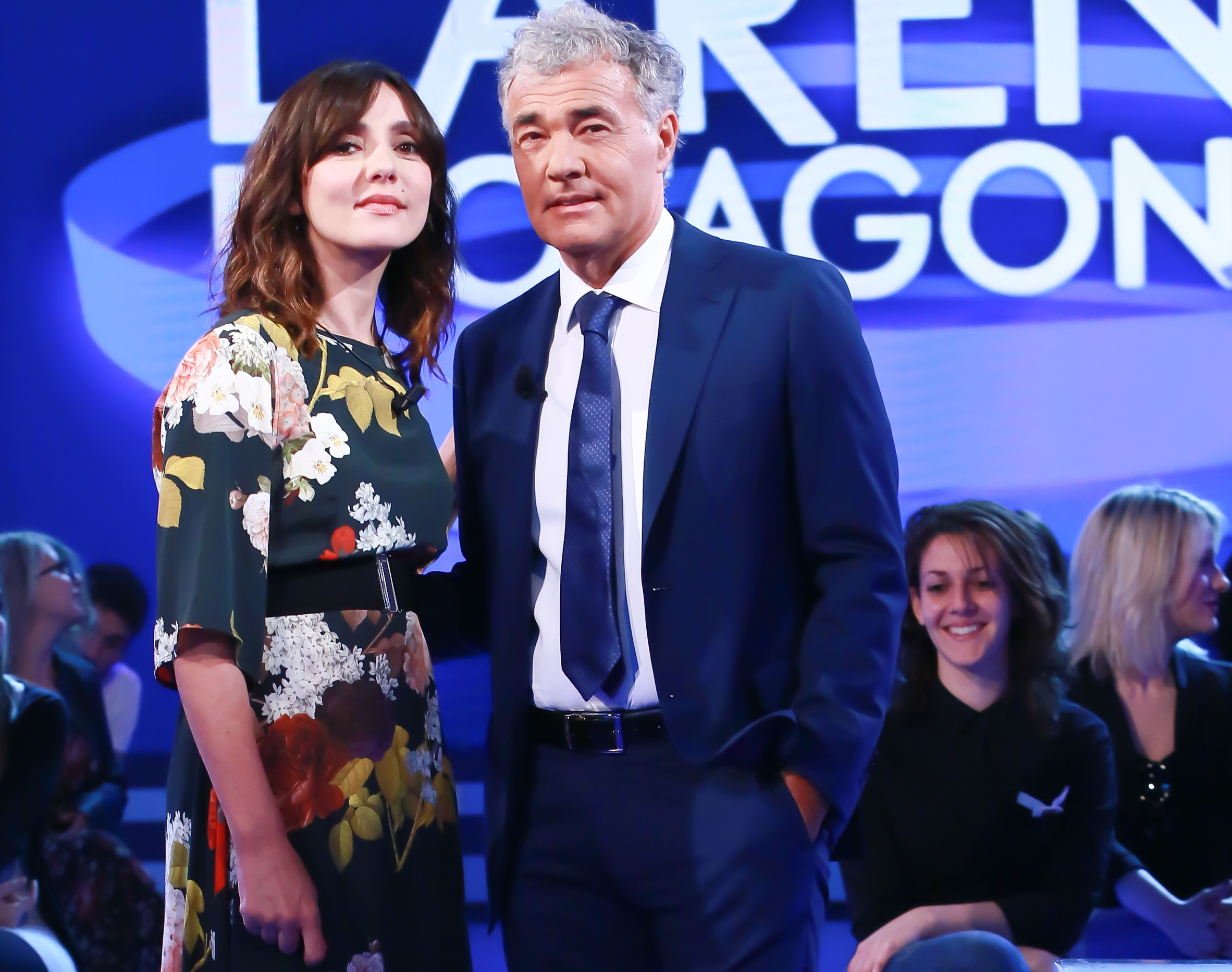 Ambra Angiolini flirta con Massimo Giletti? Arriva la smentita [FOTO]