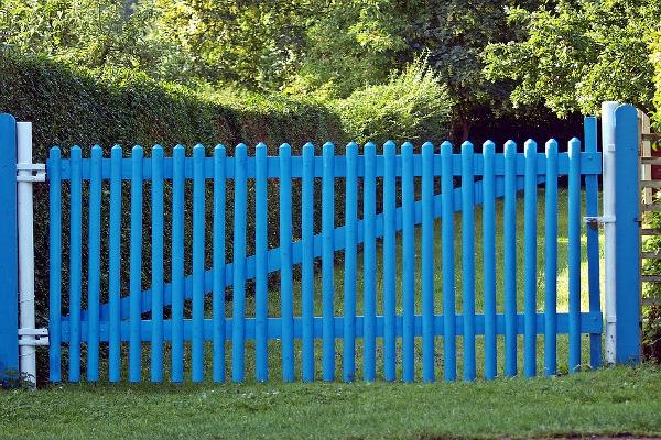 Cancello colori