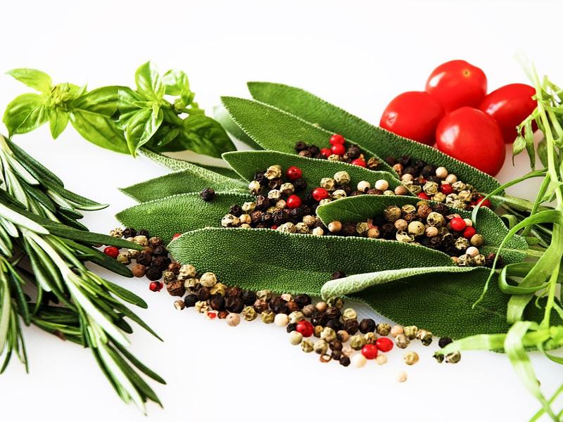 Usi alternativi delle erbe aromatiche