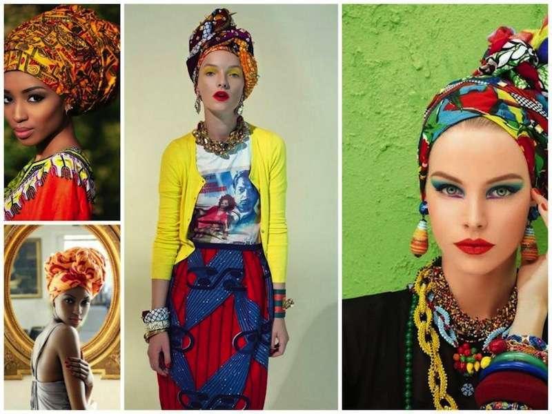 Come si mette il turbante africano nei capelli: il tutorial [FOTO]
