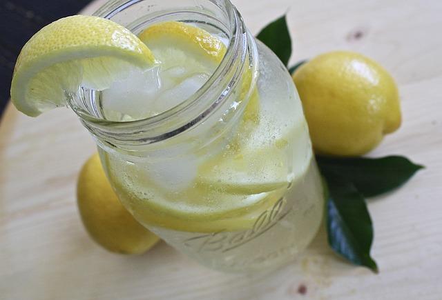 acqua limone dimagrire