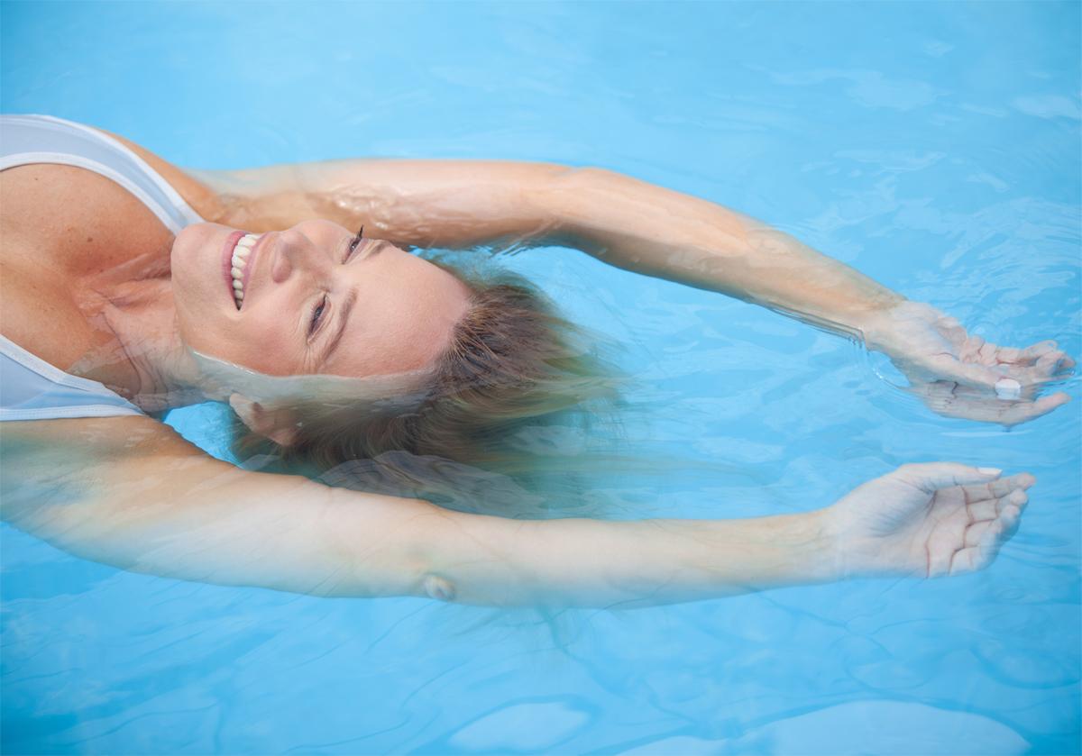 Il cloro in piscina fa male