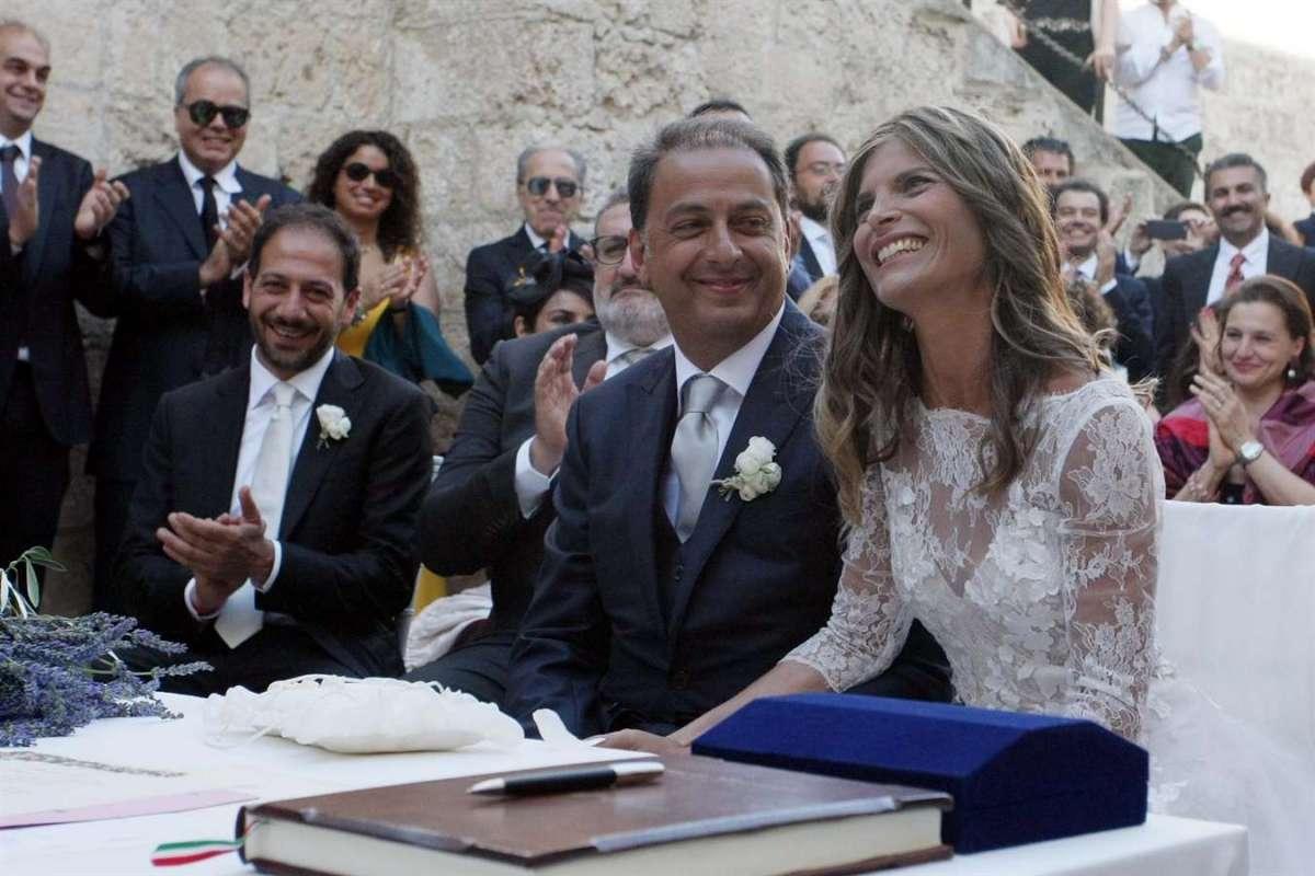 Laura Ravetto e Dario Ginefra si sono sposati