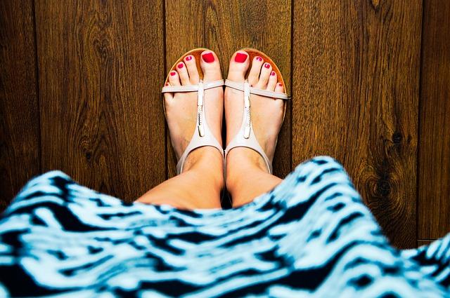 piedi cura