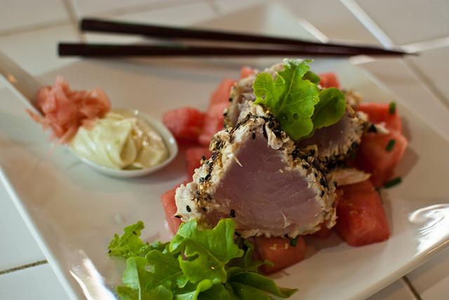 tonno orientale anguria