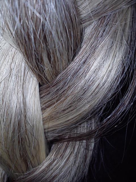 treccia capelli