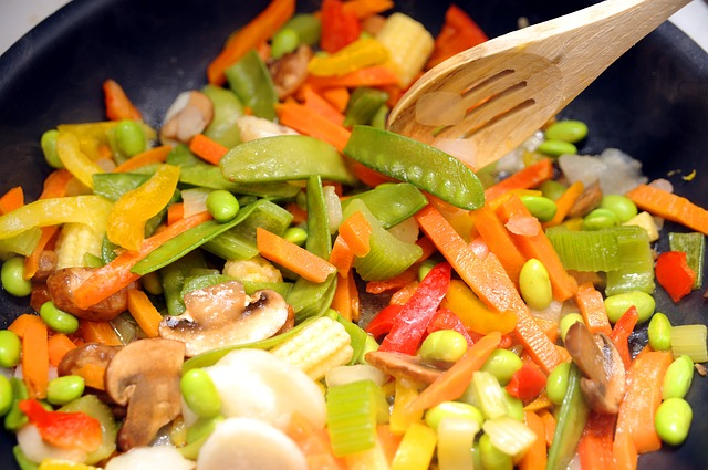 verdure cibo sano
