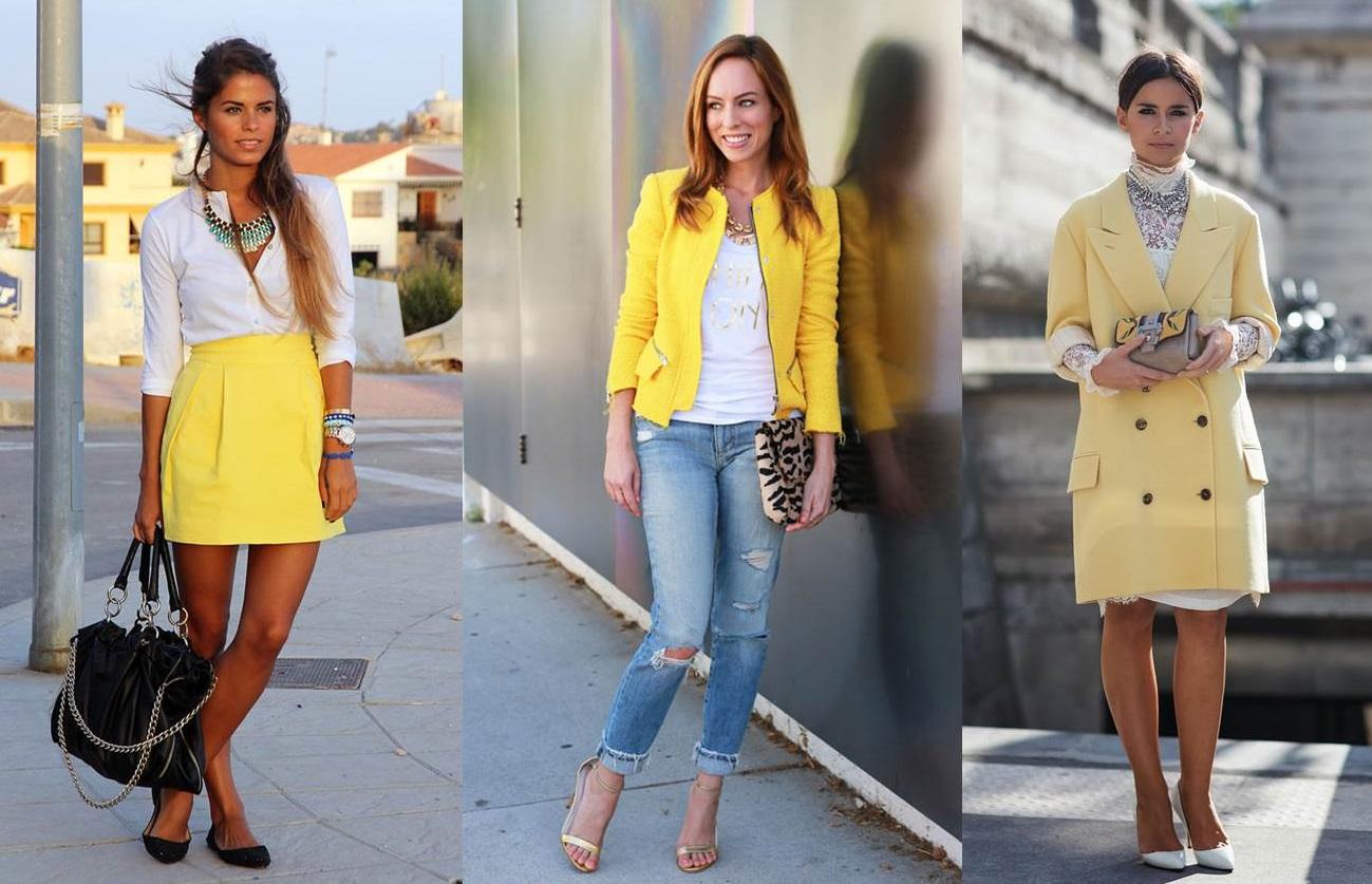 Il giallo e il bianco