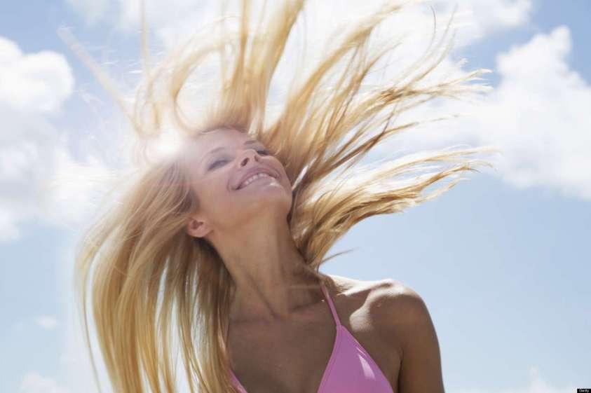 Spray protettivi capelli