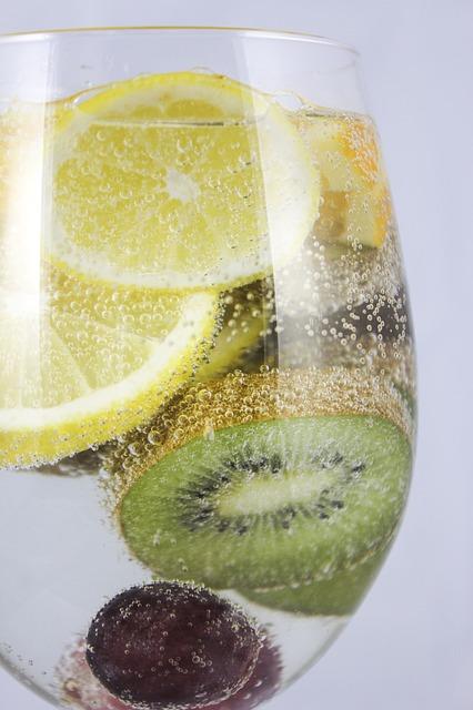 acqua detox kiwi