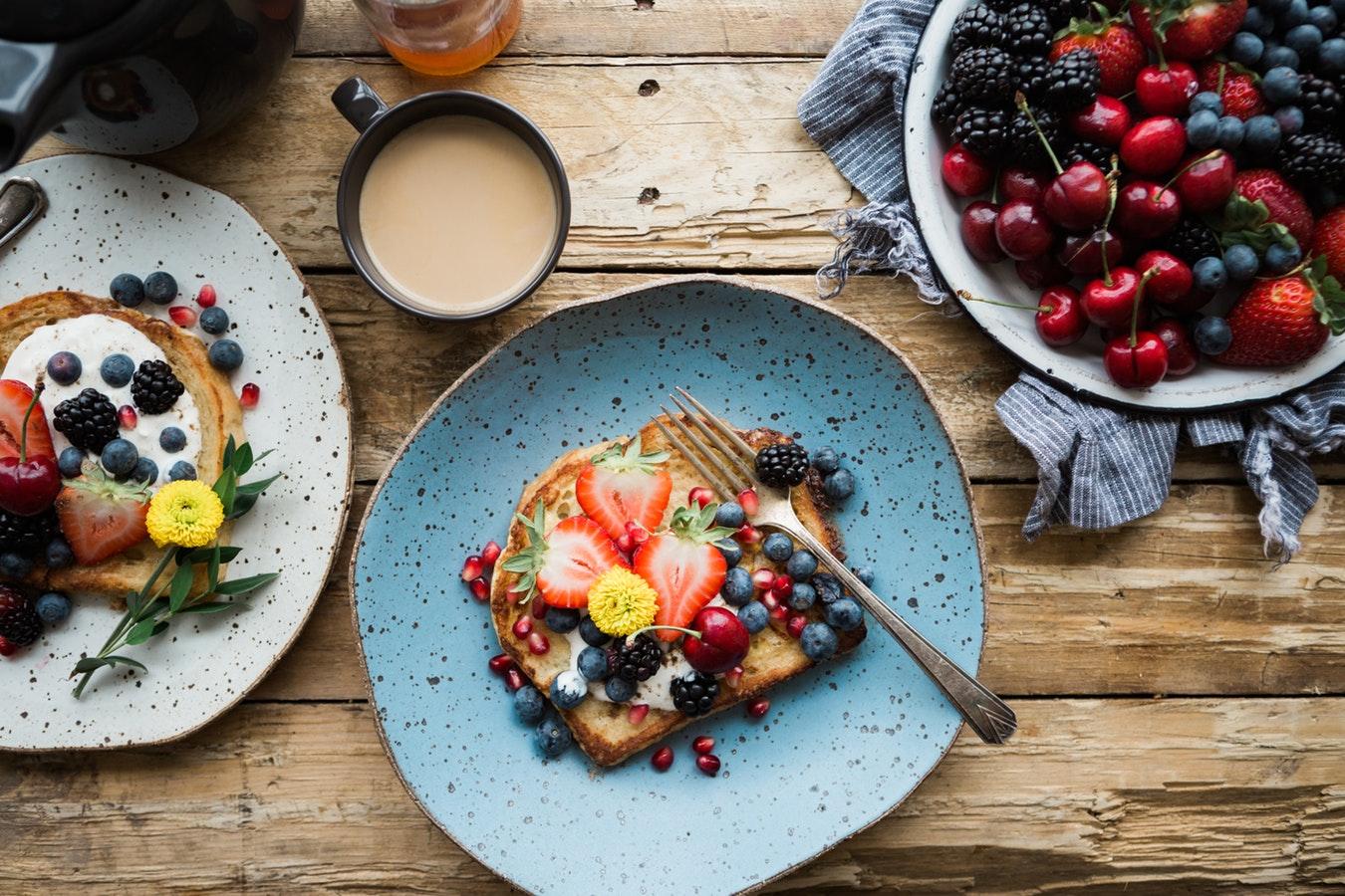 Alimentazione equilibrata estiva: esempi e consigli