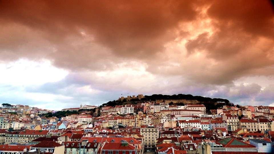 Centro storico di Lisbona