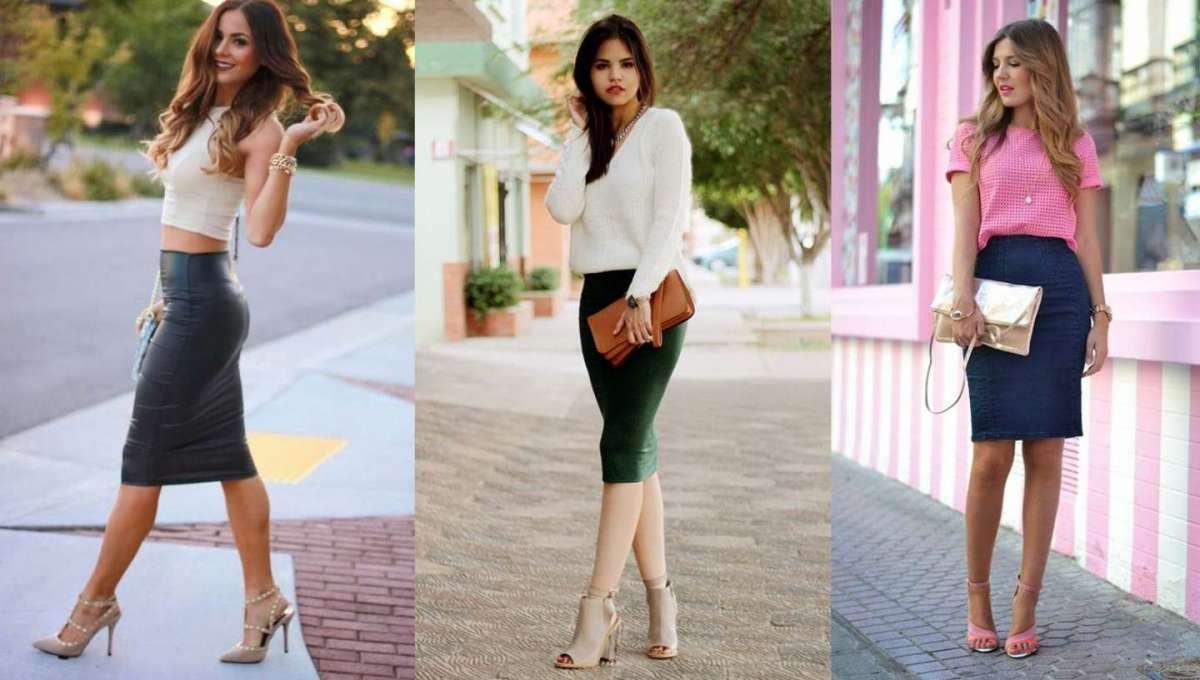 7a26bbe9a4b3 Come abbinare la gonna a tubino  consigli per look fashion e femminili   FOTO